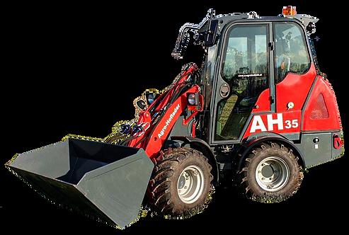 Agro-Hoflader AH35