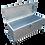 Thumbnail: Forstkiste mit Abstellwagen