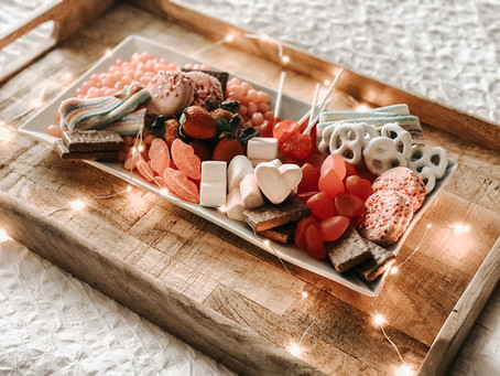 Valentines Candy Board