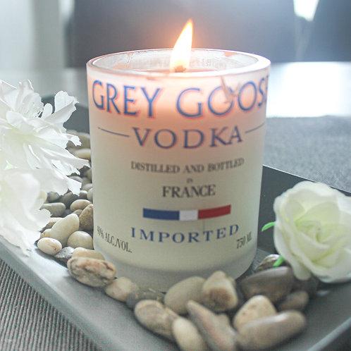 Grey Goose Candle (Vanilla)