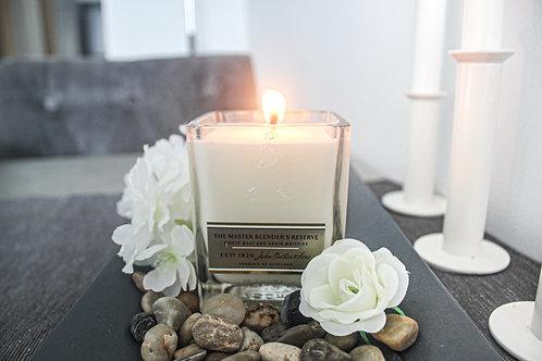 Gold Label Candle (Oak & Hazelnut)