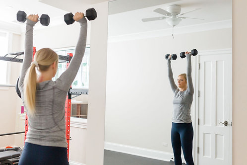 Three In-Home Personal Training Sessions