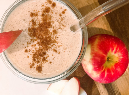 Spiced Apple Smoothie