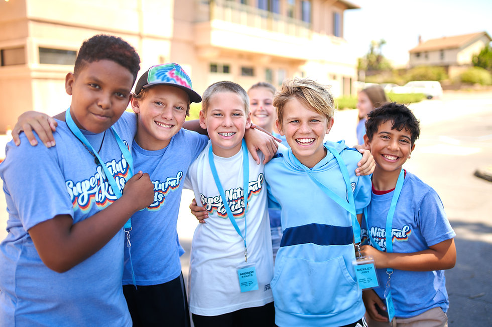 New Hope Kids Camp