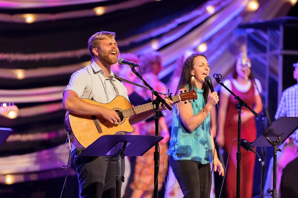 New Hope Sunday Service