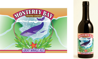 Monterey Bay Gray Whale Ale