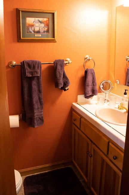 Shasta Secret Bathroom