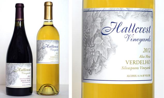 Hallcrest Vineyards