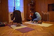 Yoga i Reftele