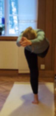 Satyananda yoga från grund
