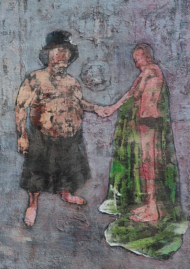 Marriage Of Arnolfini