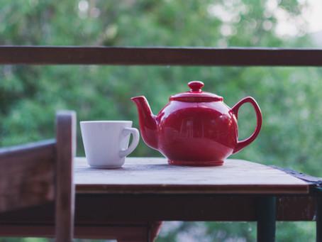 Talk: Inviting Discomfort to Tea