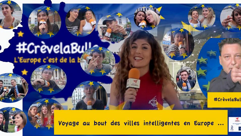 #CREVELABULLE, L'EUROPE C'EST DE LA BOMBE