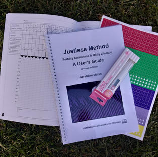 THE JUSTISSE CHARTING KIT