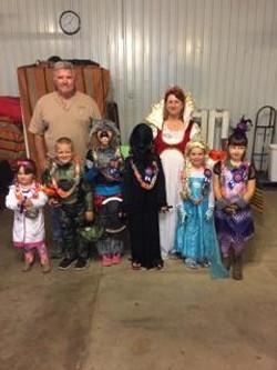 Costume winners 2016