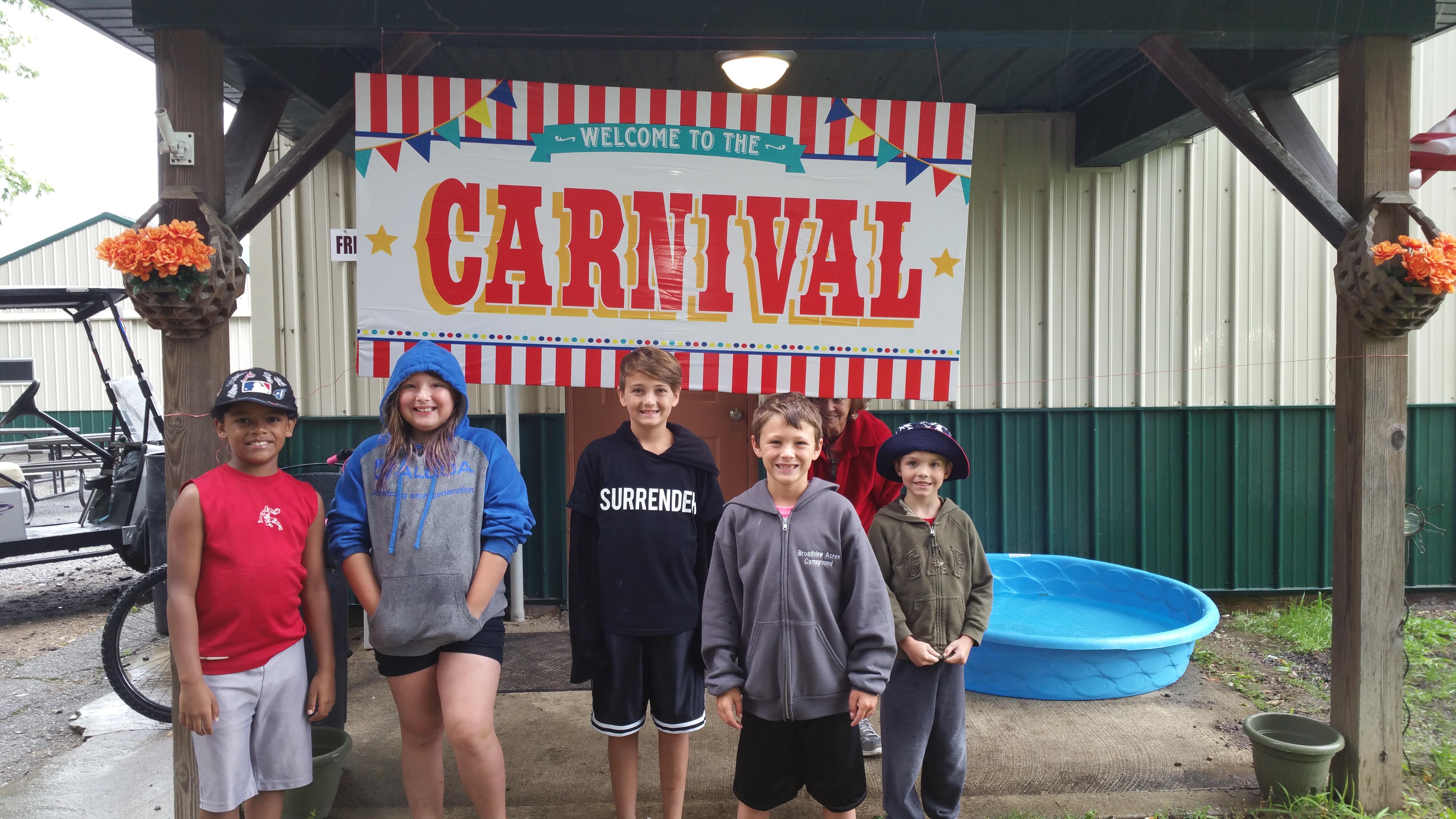 Kids Carnival (FREE)