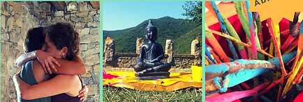 retiro de yoga, meditacion, psicodanza y cantos