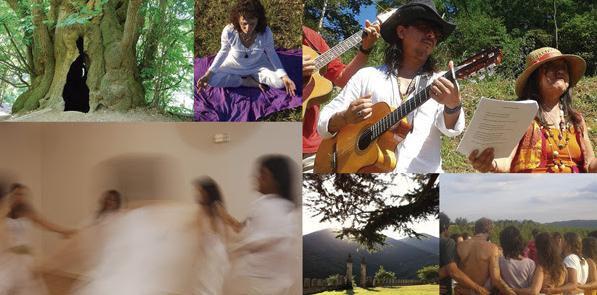 psicodanza, cantos y yoga