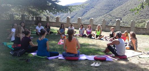 Retiro de Yoga en el Montseny