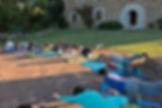yoga en l'era