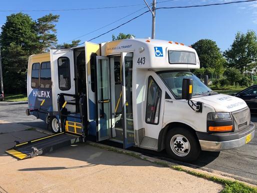 Changes and Challenges with Access-A-Bus in HRM