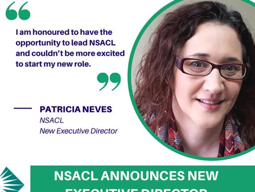 NSACL Announces New Executive Director