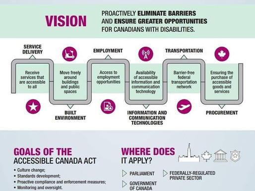 Bill C-81, A Historic Bill for Accessibility in Canada