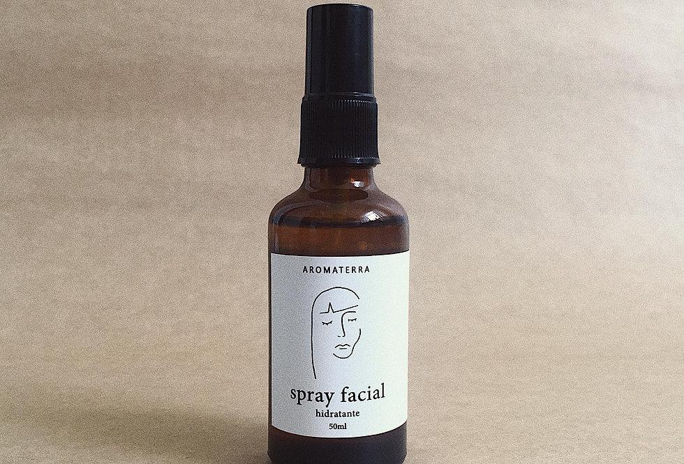 Spray Facial Hidratante