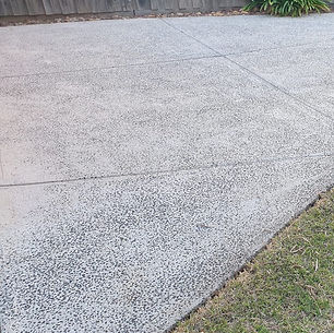horand industry melbourne driveway clean