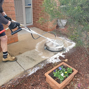 High Pressure Concrete Clean by Horand Industry