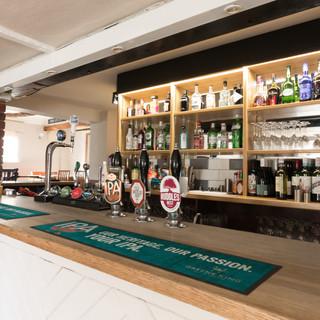 The Blue Lion Hardwick - Bar