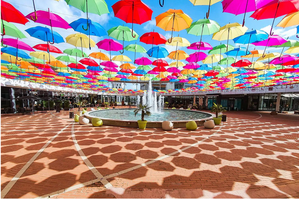 Umbrella Sky Project comes to Batesville this summer!