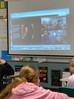 IRT actress vists Batesville Middle School virtually