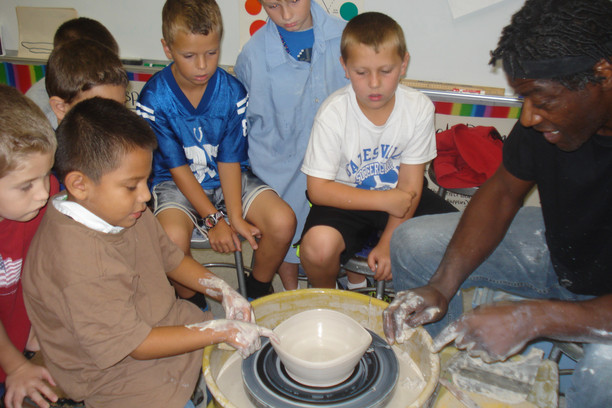 Pottery Night with Don Edwards
