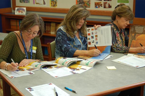 Trio of Talent visits Batesville schools