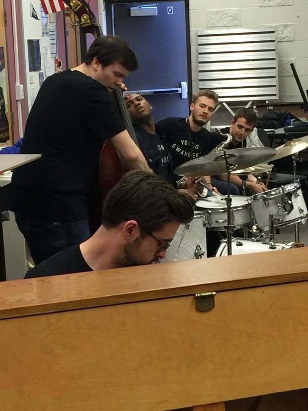 The Bryan Carter Quintet