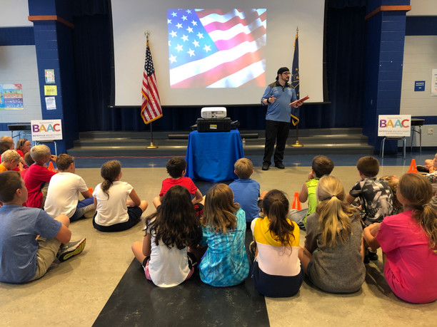 Mobile Ed Productions visits Batesville Schools