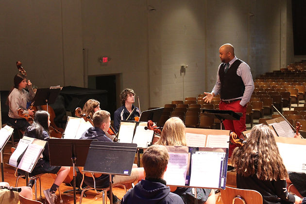 Composer Darryl Johnson Works with OA Orchestra | website-5