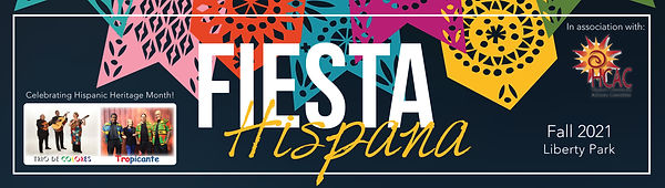Upcoming Events panel-Fiesta Hispana2021
