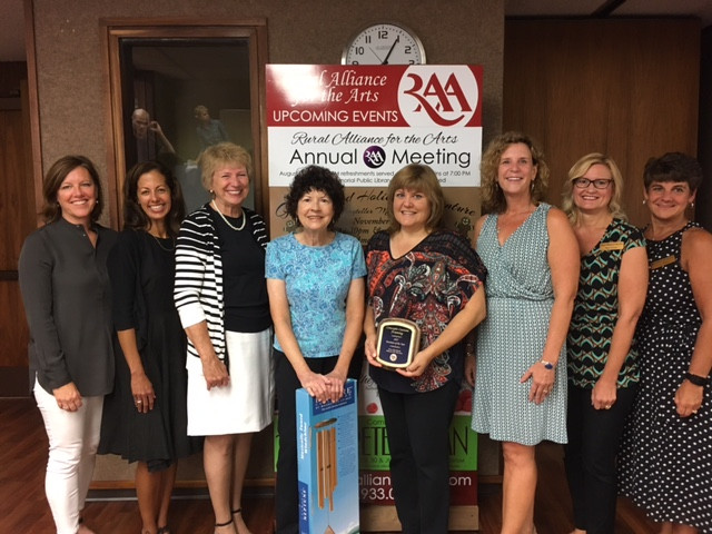 2017 Annual Meeting Award Winners