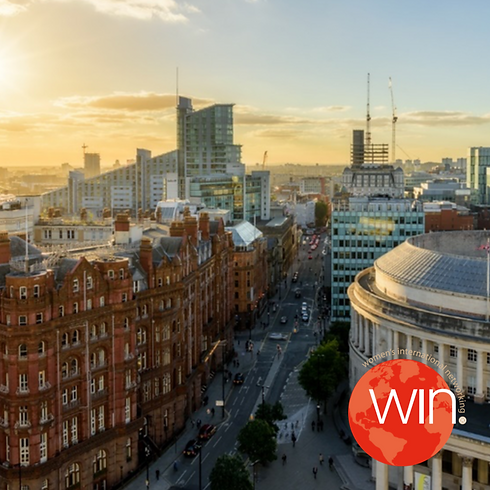 2021 WIN Manchester | Leading with Courage