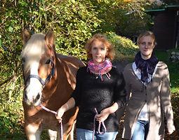 Bild Pferd Jenine