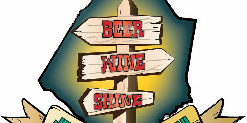 Johnston County Beer, Wine, and Shine Trail Tour