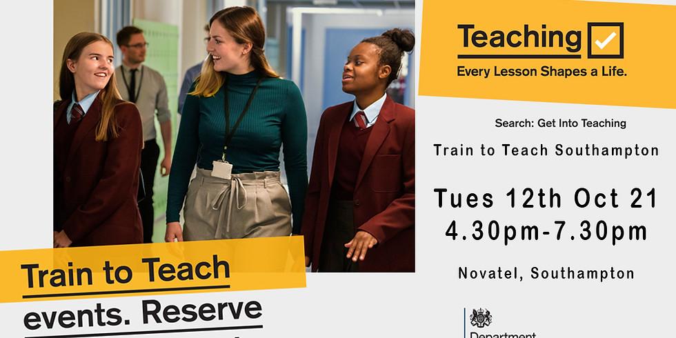 Train To Teach Southampton
