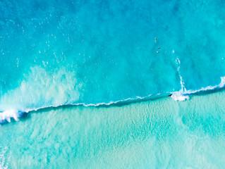 Blue Streams & Manta Rays