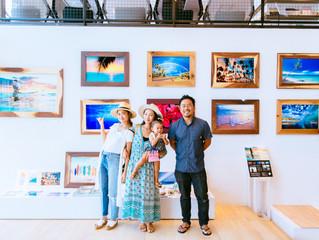 湘南T-SITE ATSUSHI SUGIMOTO ハワイ写真展