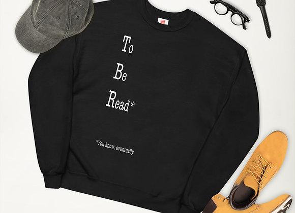 TBR Fleece Sweatshirt