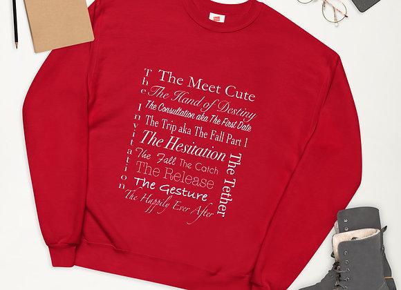 MCD The Twelve Steps Fleece Sweatshirt