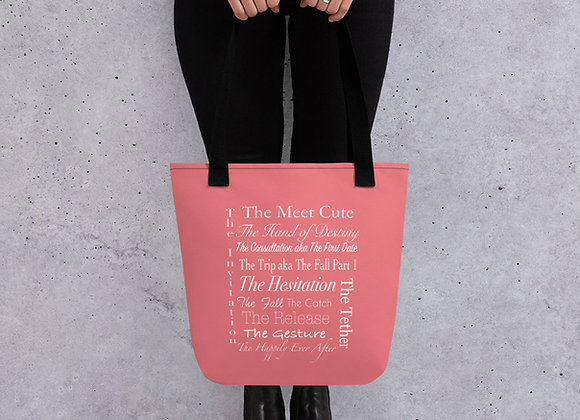 MCD The Twelve Steps Tote bag