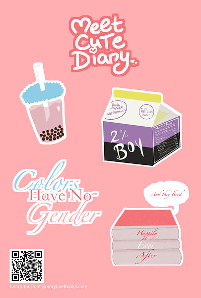 MEET CUTE DIARY Preorder Incentive Stick